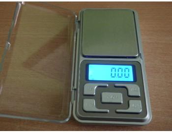 Digitální váha - do 200g, přesnost 0,01g