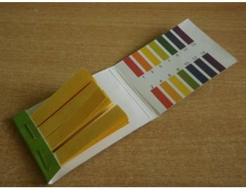 pH Indikační papírky
