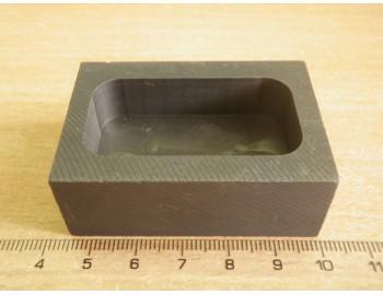 Uhlíková forma na slitky - střední