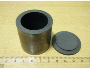 Uhlíkový tavící kelímek s víkem 20ml