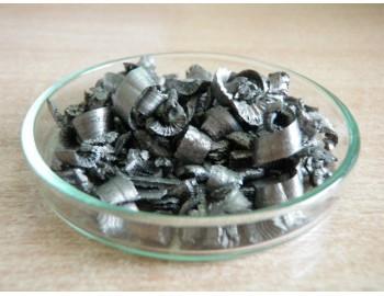 Zirkonium - hobliny