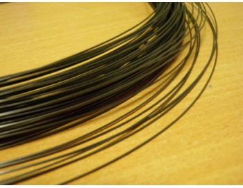 Wolfram drát 0,6 - 10cm