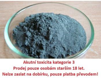 Antimon práškový 10g