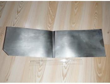 Molybden - plech 590x181x0,25mm